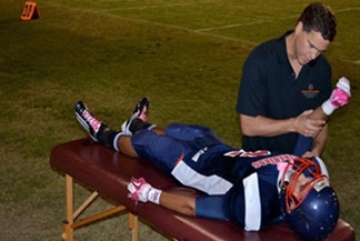 High School Football Games – My Roll As Team Physician