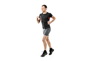 Recreational running benefits hip and knee joint health