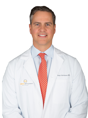 Dr. J. Pieter Hommen - Orthopedic Surgeon & Sports Medicine